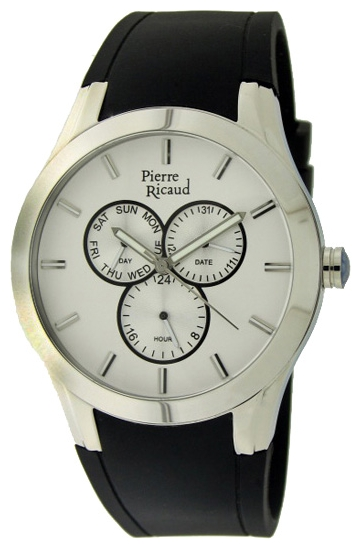 Wrist watch Pierre Ricaud P91012.5213QF for Men - picture, photo, image