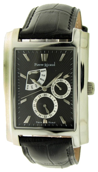 Wrist watch Pierre Ricaud P91015.5214QF for Men - picture, photo, image