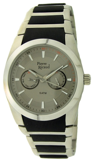 Wrist watch Pierre Ricaud P91036.5117QF for Men - picture, photo, image