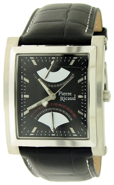 Wrist watch Pierre Ricaud P91042.5212QF for Men - picture, photo, image