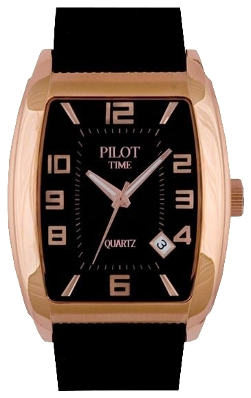 Wrist watch Pilot Time 1259593 for Men - picture, photo, image