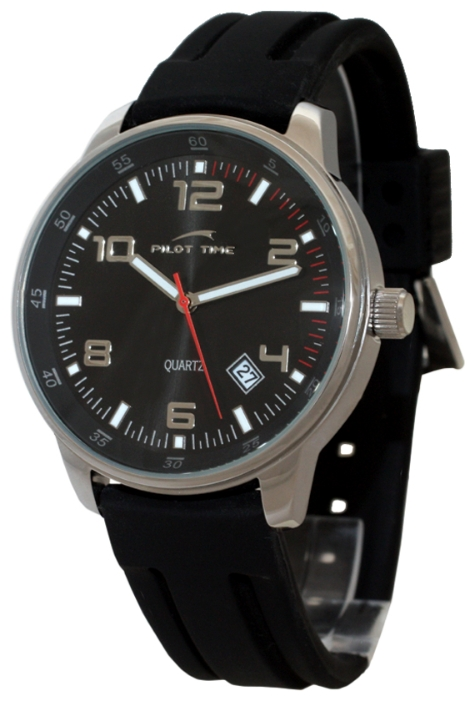 Wrist watch Pilot Time 1310169 for Men - picture, photo, image