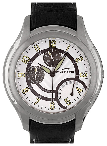 Wrist watch Pilot Time 3660866 for Men - picture, photo, image