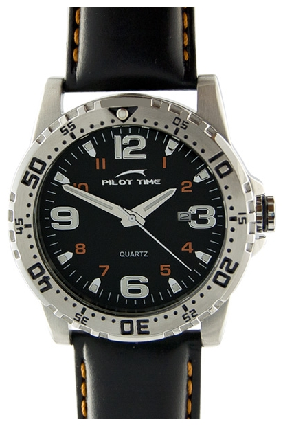 Wrist watch Pilot Time 6820380 for Men - picture, photo, image