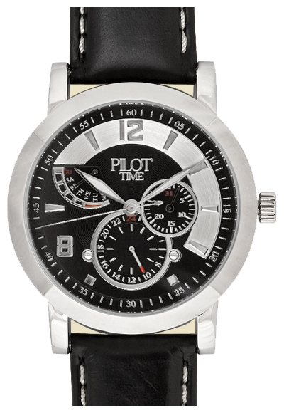 Wrist watch Pilot Time 6910292 for Men - picture, photo, image