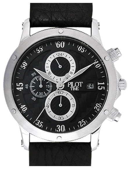 Wrist watch Pilot Time 6940301 for Men - picture, photo, image