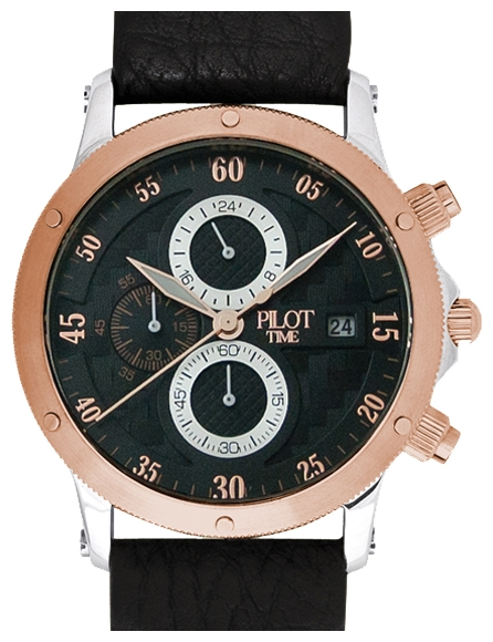 Wrist watch Pilot Time 6948302 for Men - picture, photo, image