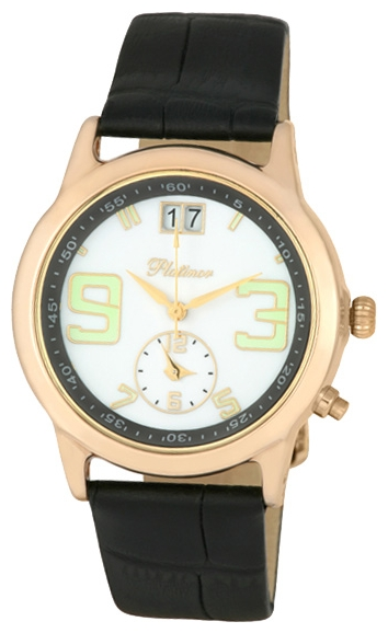 Wrist watch Platinor R-t49150 332 for Men - picture, photo, image