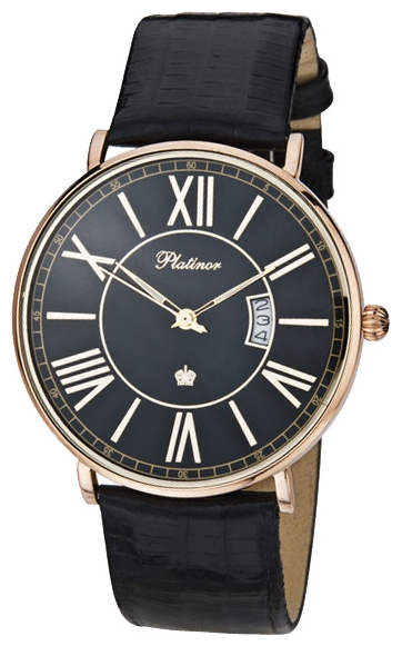 Wrist watch Platinor R-t56750 520 for Men - picture, photo, image