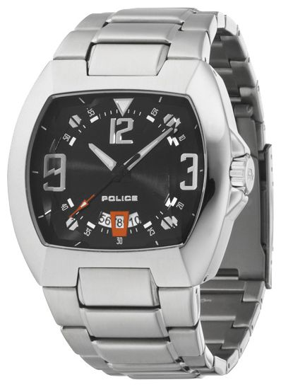 Wrist watch Police PL.12553JS/02MA for Men - picture, photo, image