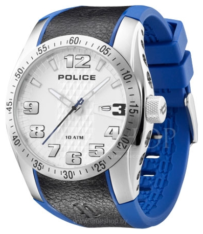 Wrist watch Police PL.12557JS/04B for Men - picture, photo, image