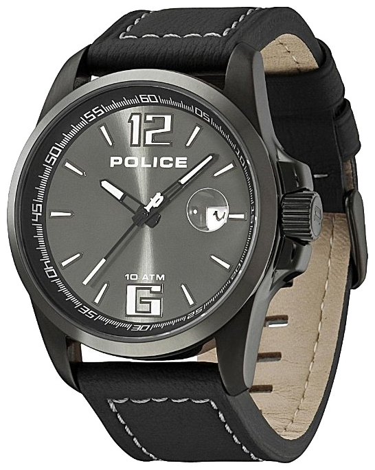 Wrist watch Police PL.12591JVSBU/61 for Men - picture, photo, image