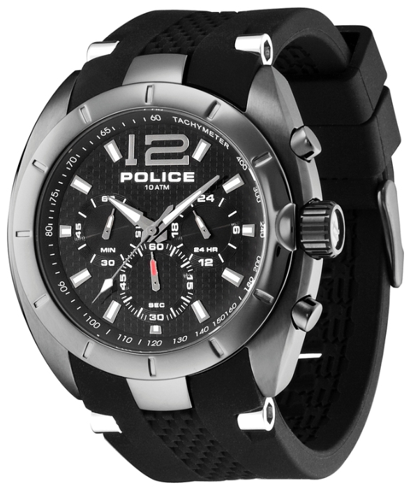 Wrist watch Police PL.12676JSU/02 for Men - picture, photo, image