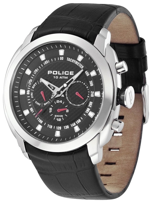 Wrist watch Police PL.12677JS/02 for Men - picture, photo, image