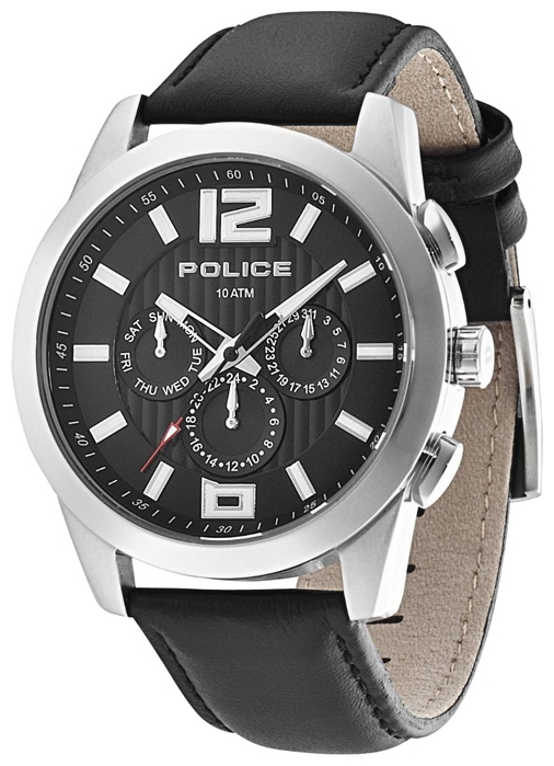 Wrist watch Police PL.13399JS/02 for Men - picture, photo, image