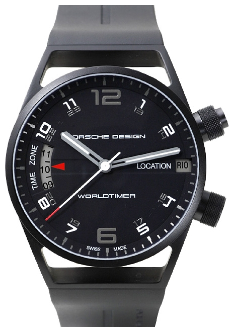 Wrist watch Porsche Design PD-6750.13.44.1180 for Men - picture, photo, image