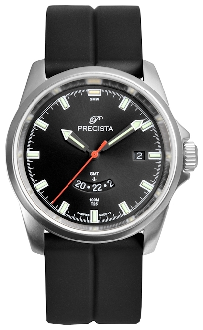 Wrist watch PRECISTA P.15.31.21GR for Men - picture, photo, image
