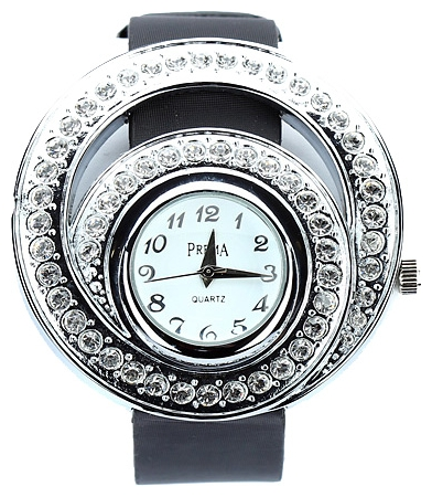 Wrist watch Prema 5329 chern/belyj for women - picture, photo, image