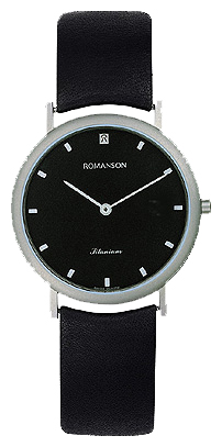 Wrist watch PULSAR Romanson UL0576SLW(BK) for women - picture, photo, image