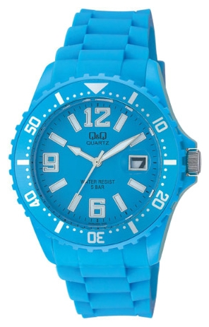 Wrist unisex watch Q&Q A430 J006 - picture, photo, image
