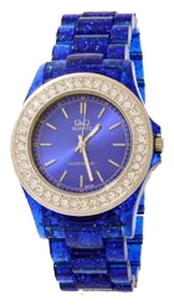 Wrist watch Q&Q GS07 J232 for women - picture, photo, image