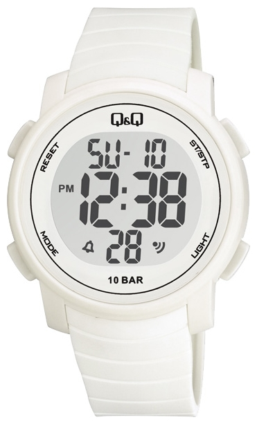 Wrist unisex watch Q&Q M122 J002 - picture, photo, image