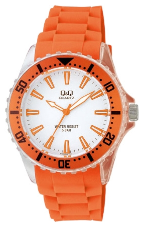 Wrist unisex watch Q&Q Z100 J006 - picture, photo, image