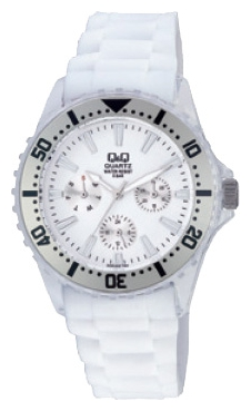 Wrist unisex watch Q&Q ZA00 J002 - picture, photo, image