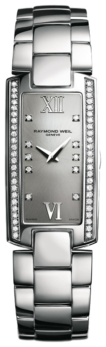 Wrist watch Raymond Weil 1500-ST1-00685 for women - picture, photo, image