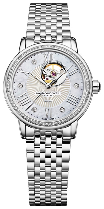 Wrist watch Raymond Weil 2627-STS-00965 for women - picture, photo, image