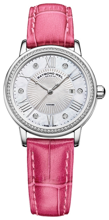 Wrist watch Raymond Weil 2637-SLS-00966 for women - picture, photo, image
