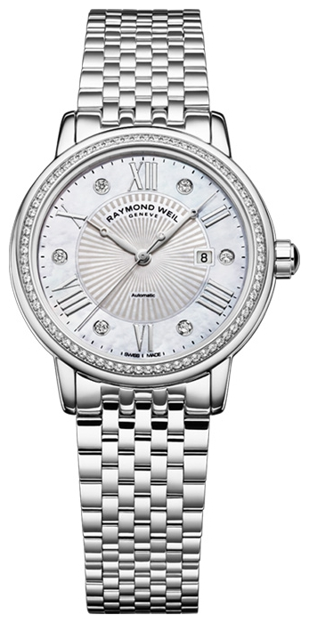Wrist watch Raymond Weil 2637-STS-00966 for women - picture, photo, image