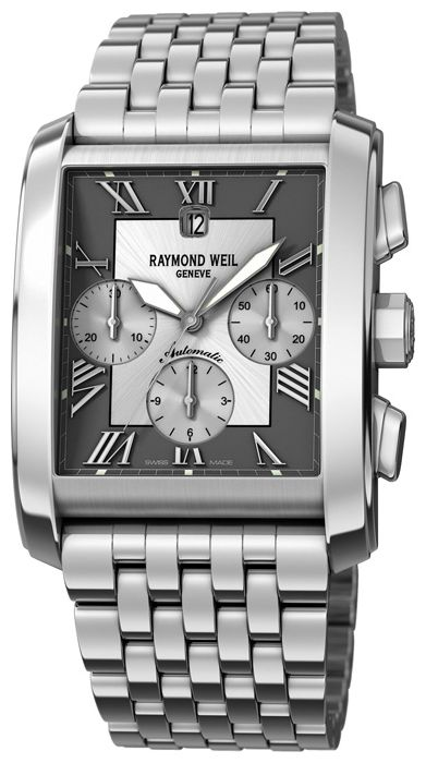 Wrist watch Raymond Weil 4878-ST-00668 for Men - picture, photo, image