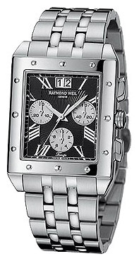 Wrist watch Raymond Weil 4881-ST-00209 for Men - picture, photo, image