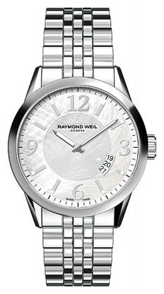 Wrist watch Raymond Weil 5670-ST-05907 for women - picture, photo, image