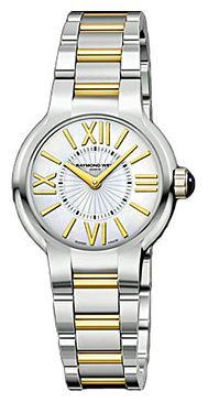 Wrist watch Raymond Weil 5932-STP-00907 for women - picture, photo, image