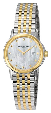 Wrist watch Raymond Weil 5966-STP-97001 for women - picture, photo, image