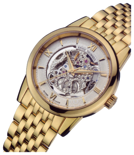 Wrist watch Revue Thommen 12110.2112 for Men - picture, photo, image