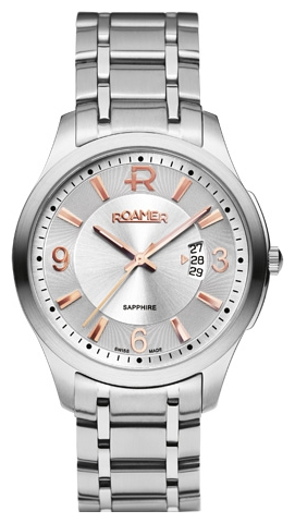 Wrist watch Roamer 509972.41.14.50 for Men - picture, photo, image