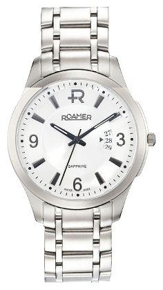 Wrist watch Roamer 509972.41.15.90 for Men - picture, photo, image