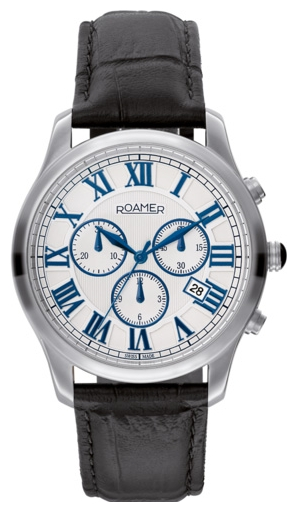 Wrist watch Roamer 530837.41.12.05 for Men - picture, photo, image