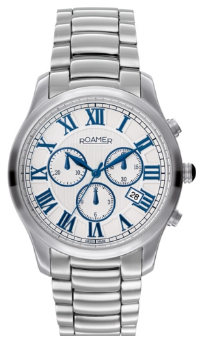 Wrist watch Roamer 530837.41.12.50 for Men - picture, photo, image