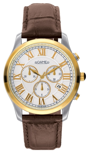 Wrist watch Roamer 530837.47.12.05 for Men - picture, photo, image