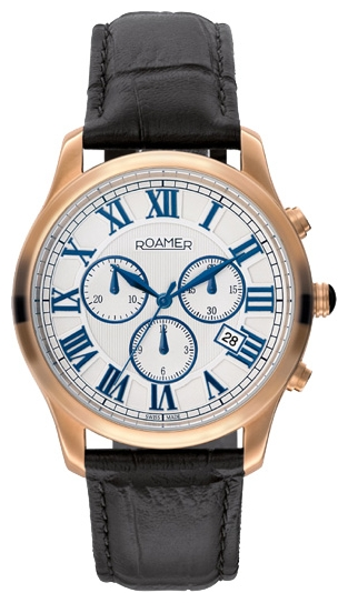 Wrist watch Roamer 530837.49.12.05 for Men - picture, photo, image