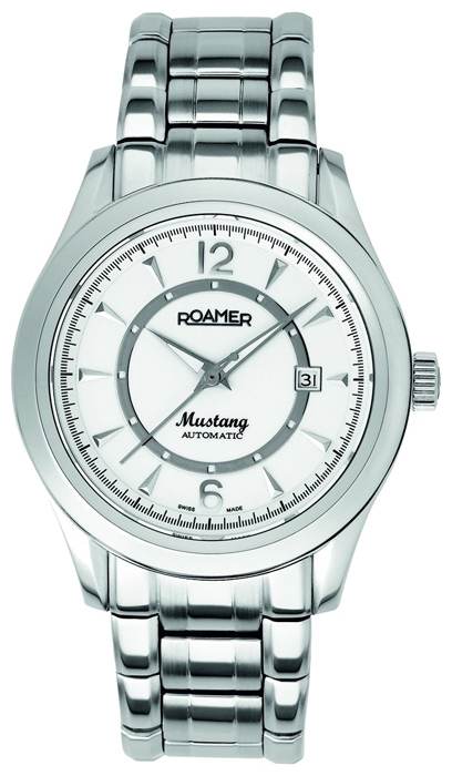 Wrist watch Roamer 931639.41.24.90 for Men - picture, photo, image