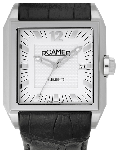 Wrist watch Roamer 940833.41.14.09 for Men - picture, photo, image