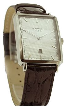 Wrist watch Romanson DL5163SMW(WH) for Men - picture, photo, image