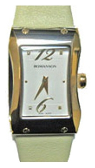 Wrist watch Romanson RL0359LC(WH) for women - picture, photo, image