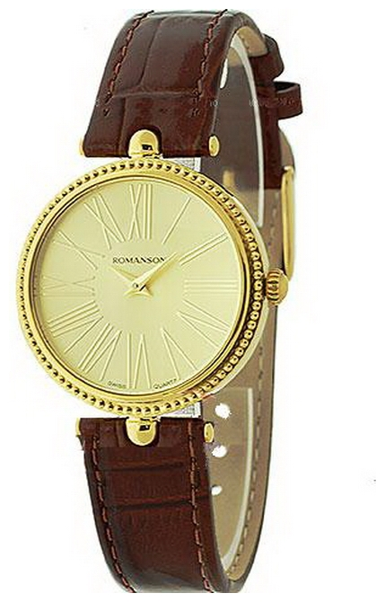 Wrist watch Romanson RL0362LG(GD) for women - picture, photo, image