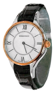 Wrist watch Romanson RL0364LJ(WH) for women - picture, photo, image